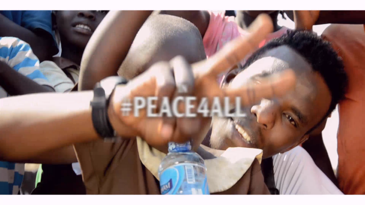 #Peace4ALL Music Video